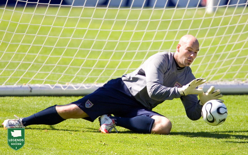 Marcus Hahnemann makes his competitive return to the state as a USMNT roster member for the Gold Cup.
