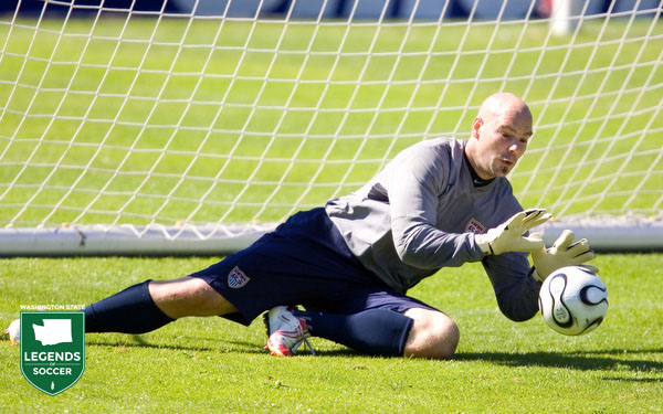 Marcus Hahnemann returns to the USMNT for his first start in over two years, a 1-0 win at Switzerland In October.
