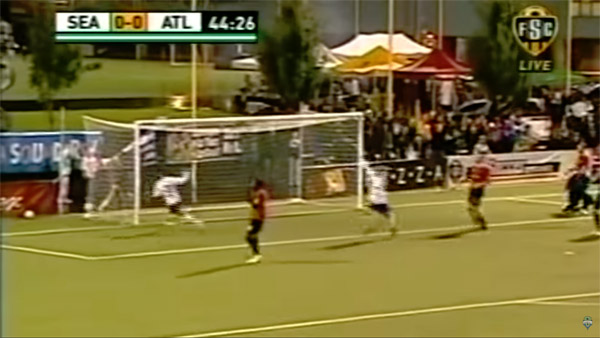 2007 USL Final - Sounders vs. Atlanta