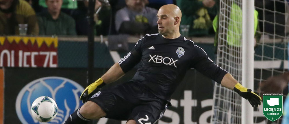Marcus Hahnemann announces his retirement after completing his second season with Sounders FC and his 21st overall. (Sounders FC photo)