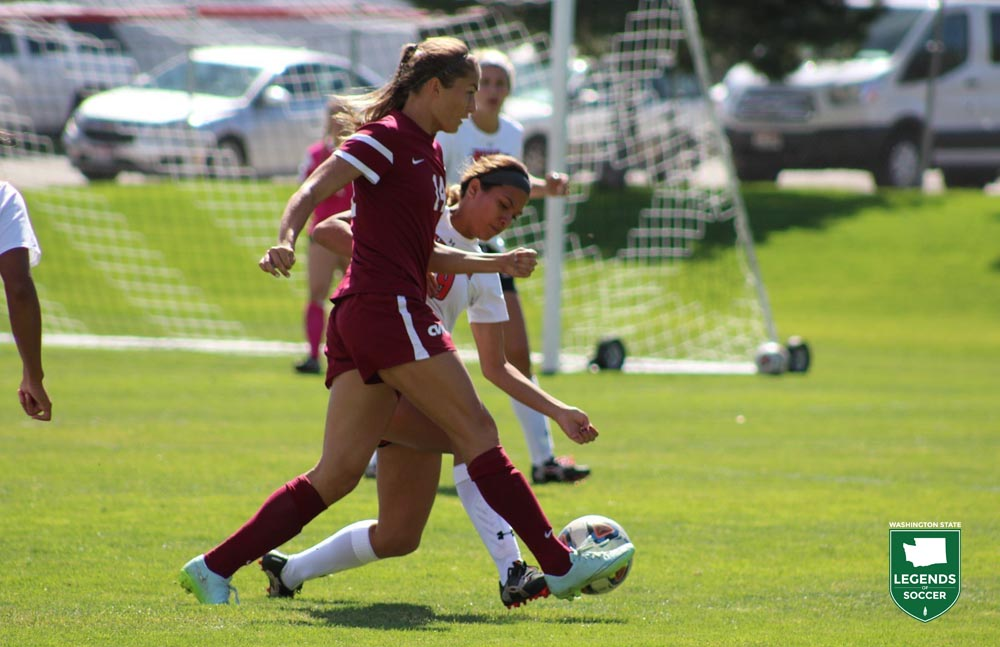 Mackenzie Nolte and Central Washington earned an NCAA Division II tournament berth for the first time in 2016. The Wildcats won a program-best 14 games, including a first-round win over Seattle Pacific. (Courtesy Central Washington Athletics)