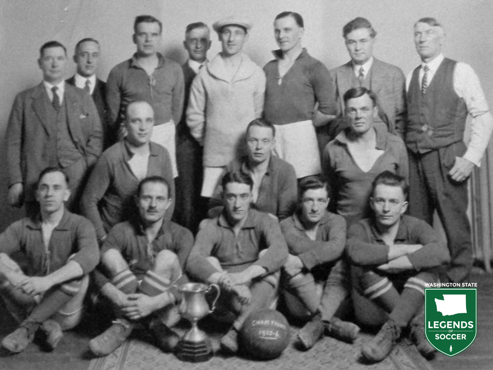 Longview Timber Barons ruled Oregon competitions during the late Twenties, and won Pacific Northwest bragging rights in 1926 by defeating Washington's champion, Seattle's Todd Shipyard.
