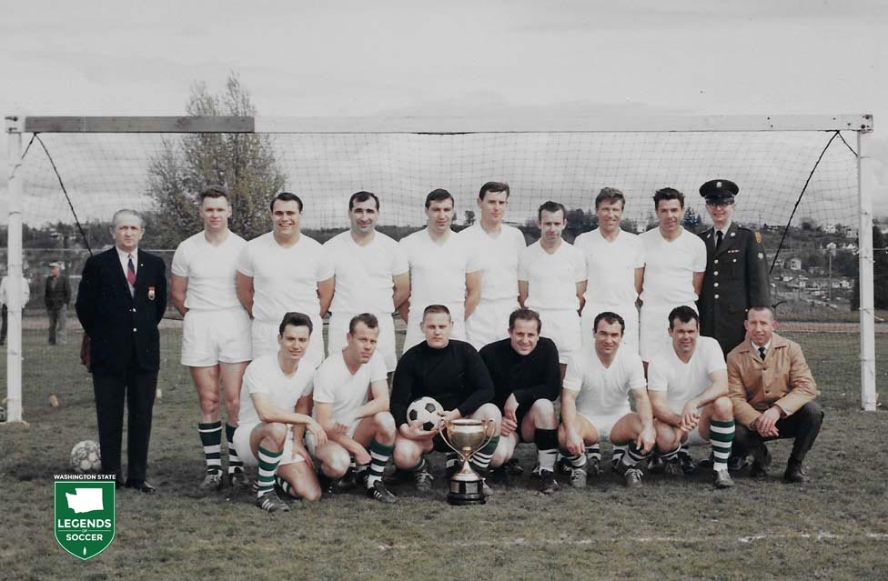 1962-63 Seattle Hungarians
