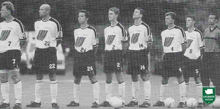 Seattle Sounders were looking to threepeat in 1997 while venturing into CONCACAF play for the first time.