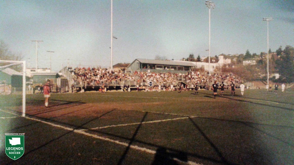 With the opening of Interbay Stadium, Seattle Pacific has a permanent home for the first time in 29 years. (Joanie Komura photo)